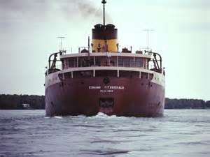 the wreck of the edmund fitzgerald michigan in pictures