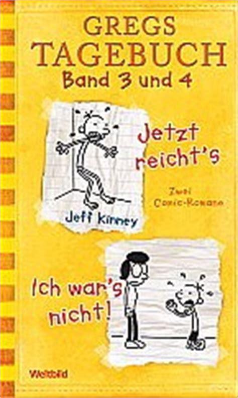 gregs tagebuch jeff kinney buchweltde