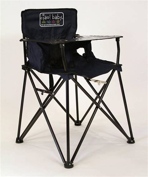 ciao portable high chair australia new ciao portable travel high chair foldable baby gear