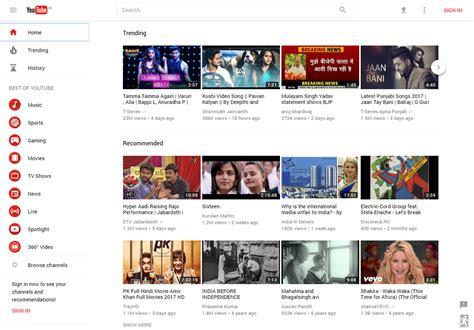 Przeprojektowany Youtube Dociera Do Większej Liczby