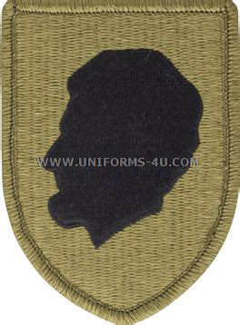 army illinois national guard patch