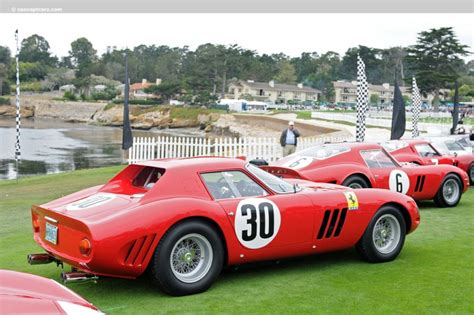 ferrari  gto image chassis number gt photo