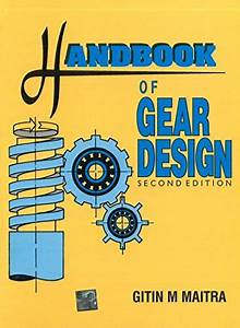 Pdf  Handbook Of Gear Design