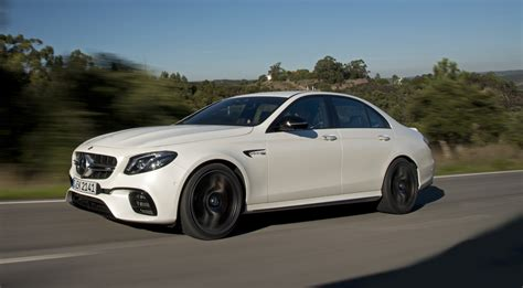 Mercedes Amg by 2017 Mercedes Amg E63 S Review Caradvice