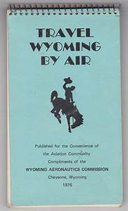 Airport Directory Maps 1979 Wyoming Location Layout Travel
