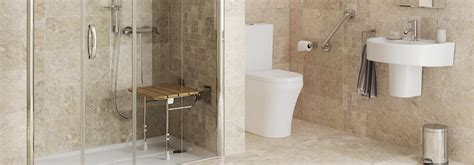 easy access showers   elderly  disabled