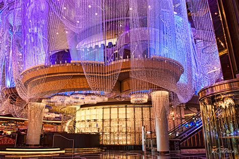 the chandelier at the cosmopolitan las vegas nv flickr