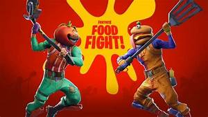 39Fortnite39 Player Gets Past The Wall In Food Fight LTM
