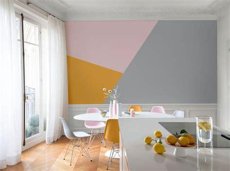saumon cuisine peinture des couleurs chaudes pour repeindre ses murs