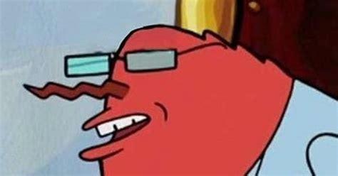 Mr Krabs Meme - mr krabs as hannibal buress can never be unseen huffpost