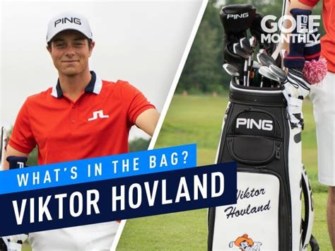 Viktor Hovland What's In The Bag? - Norway's Finest ...