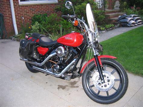 1989 Harley-davidson Fxrs Low Rider Convertible Pic 17
