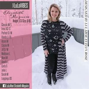 Lularoe Size Chart Lularoe Sizing Guides Based On Real Woman Lularoe Size