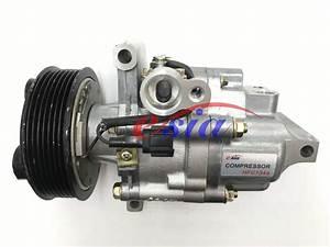 China Auto Parts Ac Compressor For Nissan Grand Livina 1