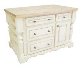 kitchen island with drawers buy kitchen island w 3 drawers