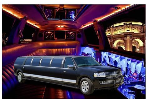 Limousine Rental Chicago by All American Limousine Limo Service Chicago Car