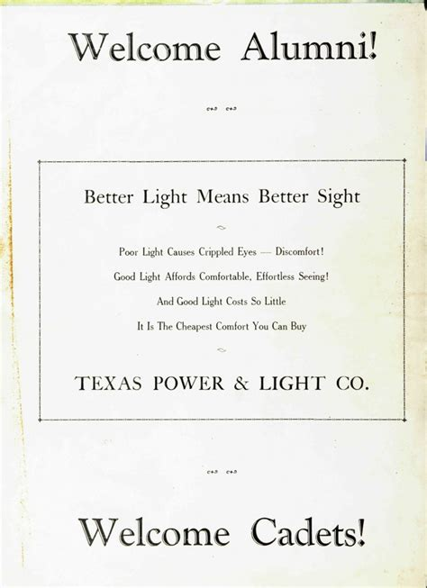 texas power and light the bu libraries digital collections blog on carroll