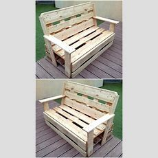 Best 25+ Pallet Outdoor Furniture Ideas On Pinterest Diy