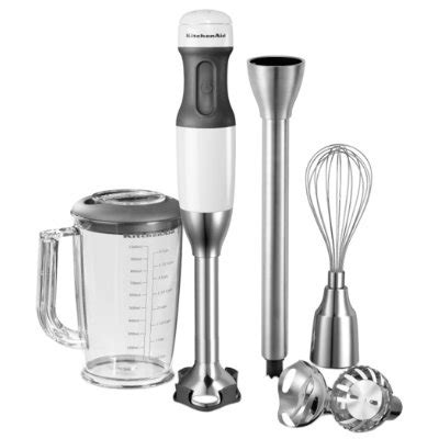 Kitchenaid Blender Elgiganten by Kitchenaid Classic Stavblender 5khb2531ewh Hvid
