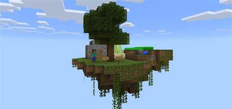 kidsource easy skyblock challenge survival minecraft pe maps