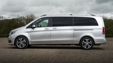Review Mercedes V Class by 2018 Mercedes V Class Review Top Gear