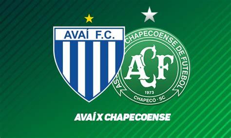 The soccer teams avai fc sc and chapecoense sc played 38 games up to today. Avaí x Chapecoense: acompanhe o placar do clássico catarinense ao vivo   Torcedores   Notícias ...