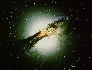 Centaurus A, An Elliptical Galaxy