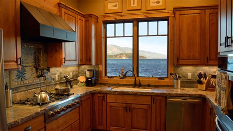 kz kitchen cabinets mountain view lakeshore mountain home mountain architects hendricks