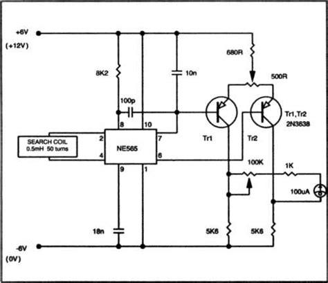 geotech metal detectors projects kraus bfo s ignal in n oise vs s n s n ratio