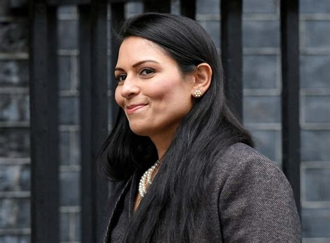 Priti Patel says she's 'minded' to formally legalise ...