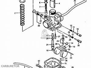 suzuki lt125 1985 f parts list partsmanual partsfiche With diagram of suzuki atv parts 1985 lt250ef recoil starter diagram