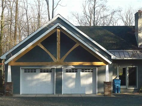 custom garage in coatesville pa smucker brothers construction