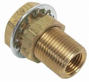 Brass Bulkhead  U2013 1  4 U2033 Fnpt