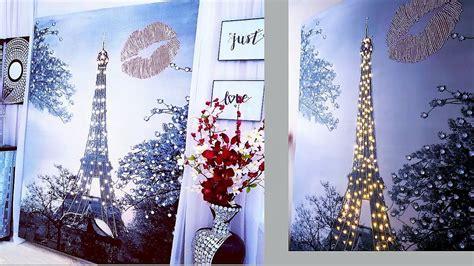Eiffel Tower Wall Decor