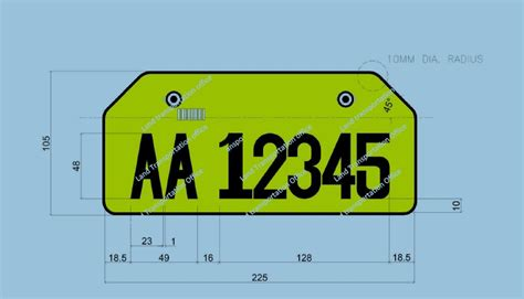 New Lto License Plates Ready By September (advanced