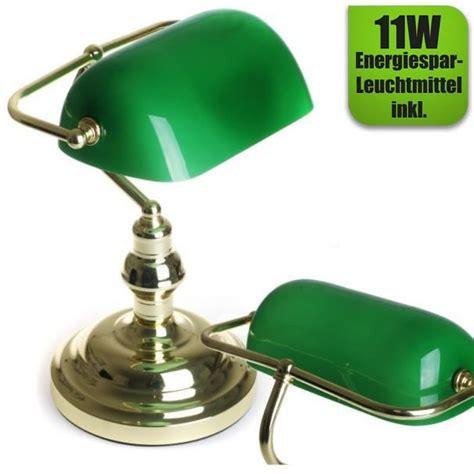 le de banquier le de bureau verte luminaire achat vente le a poser pas cher couleur