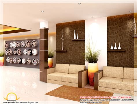 beautiful  interior office designs kerala home design