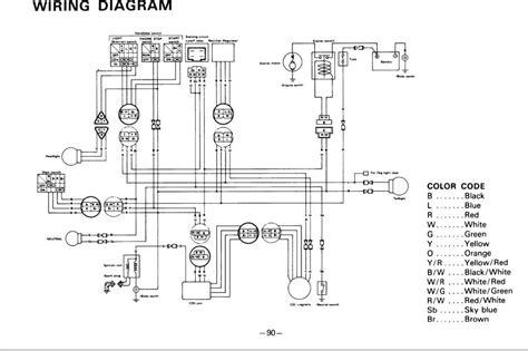 Yamaha Moto Wiring Diagram Get