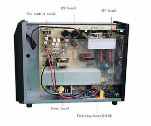 High Frequency Online Ups Pcb