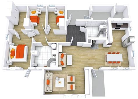 floor plans quickly easily simply draw  plan