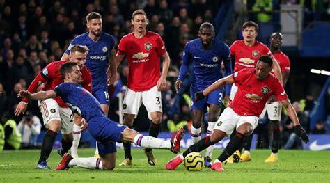 Premier League 2020 Live Score, Manchester United vs ...