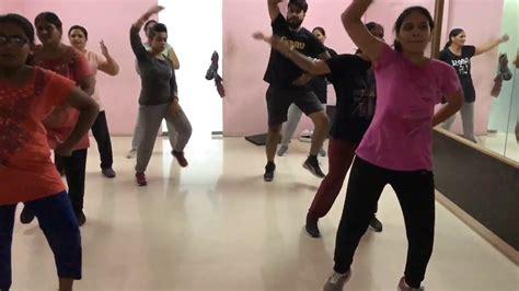 Bhangra Workout Dance
