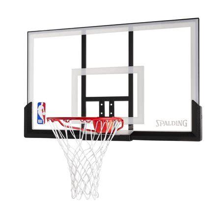 spalding  nba acrylic   basketball backboard