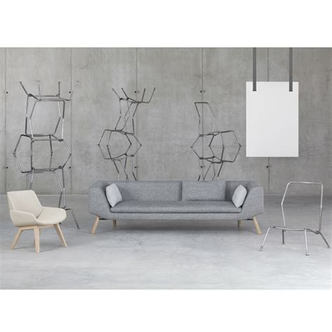 canap deux places design sofa 2 places combine prostoria zendart design