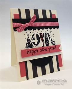 Stampin Up Happy New Year Card