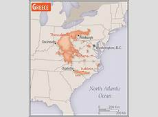 Europe Greece — The World Factbook Central