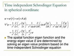 PPT - Solving the radial Schr ö dinger equation of ...