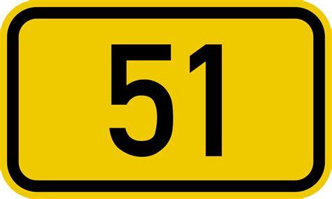 Bundesstraße 51 Wikipedia