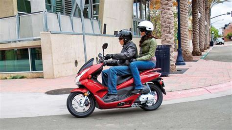 Pcx 2018 Second by 2018 Honda Pcx150 Review Total Motorcycle