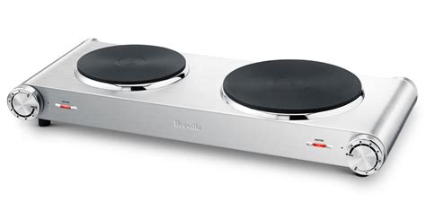 New Breville Portable Electric Cooktop Bhp250